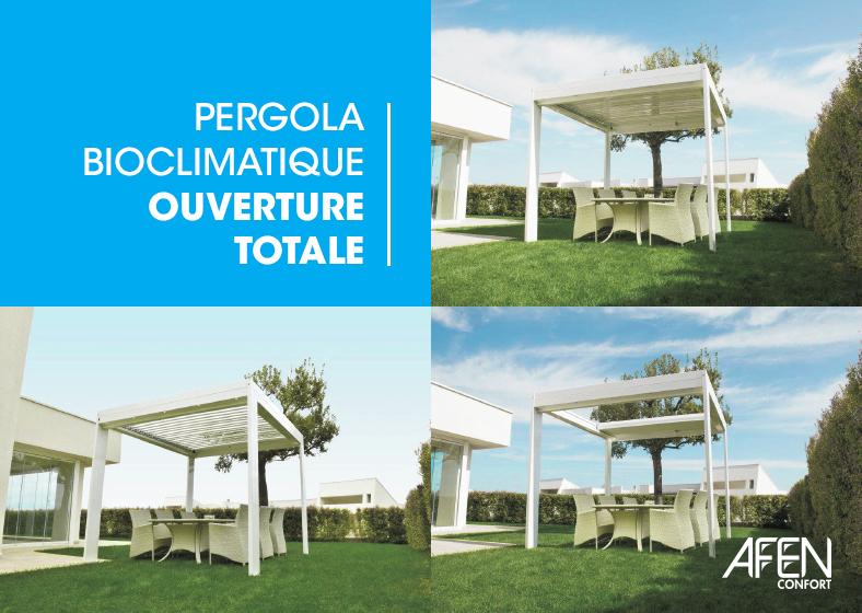 Votre pergoliste pour des pergolas bioclimatiques à ouverture totale, lames orientables et rétractables, Choix et prix